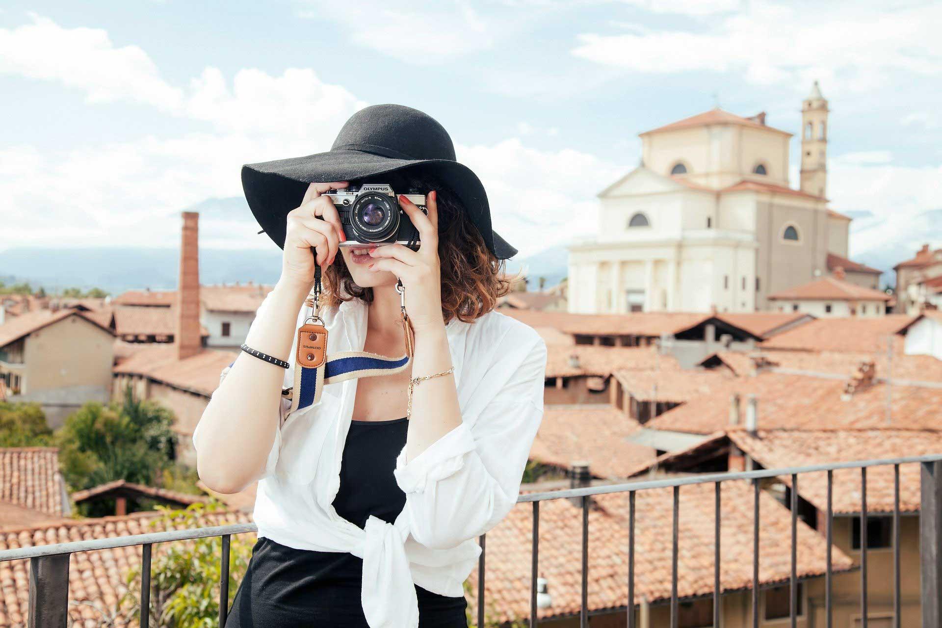 Fotograf Ceken Kadin Fotografci